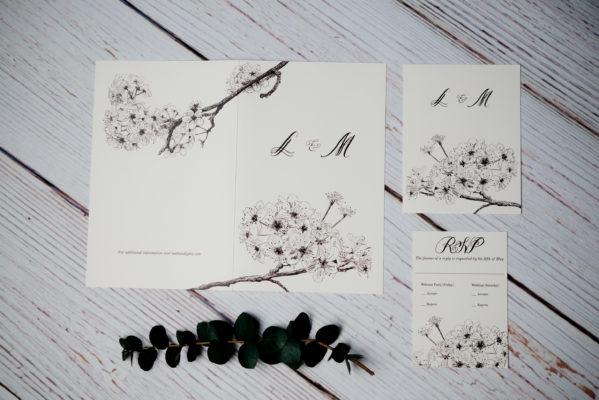 Paper Phoenix Wedding Suite